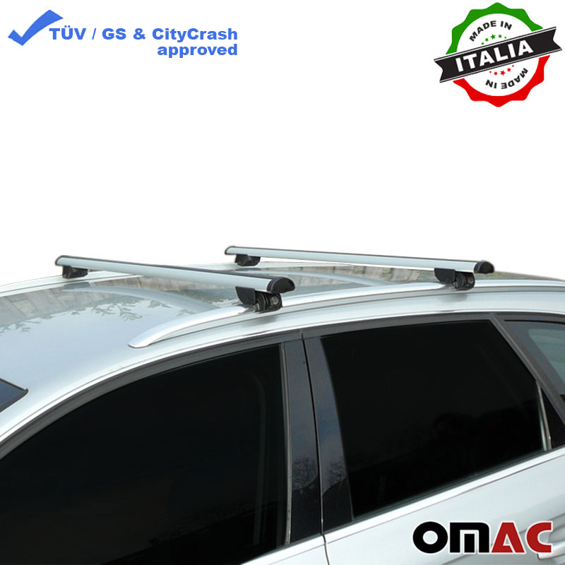 Ford Tourneo Courier Door 13 Lockable Steel Anti Theft Car Roof Bars